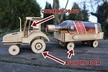 WÓDOWÓZ traktor URODZINY 18 30 40 50 60 alkohol ciągnik śmieszny prezent urodzinowy emerytura (4)