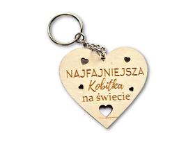 BRELOK klucze DZIEŃ KOBIET święto prezent upominek