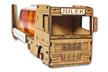 WÓDOWÓZ tir CIĘŻARÓWKA kierowcy URODZINY pudełko alkohol BAREK 40 18  (3)