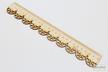 LINIJKA SZKOLNA KORONKOWA drewniana koronka z imieniem GRAWER laser PREZENT (3)