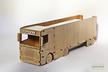 WÓDKOWÓZ tir wódowóz ciężarówka na alkohol wódkę urodziny emerytura wieczór kawalerski 18 30 40 50 60 pudełko na wino (2)