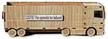 WÓDKOWÓZ tir wódowóz ciężarówka na alkohol wódkę urodziny emerytura wieczór kawalerski 18 30 40 50 60 pudełko na wino (1)