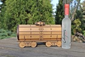 WÓDOWÓZ alkohol BAREK urodziny CYSTERNA 18 40 HIT 50 dla kierowcy TIR