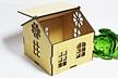 EMERYTURA prezent DOMEK SŁODYCZE pudełko życzenia upominek na emeryturę dla kolegi z pracy koleżanki (3)